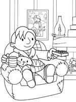 coloriage bob le bricoleur sur top coloriages coloriages bob bricoleur. Black Bedroom Furniture Sets. Home Design Ideas