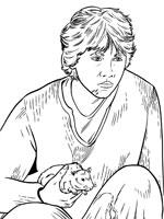 Coloriage harry potter sur top coloriages coloriages - Harry potter et la coupe de feu streaming vk ...