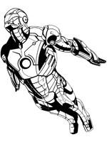 Coloriage Iron Man Sur Top Coloriages Coloriages Iron Man