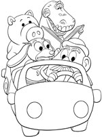 Coloriage Toy Story Sur Top Coloriages Coloriages Toy Story