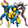 Coloriage de X-Men